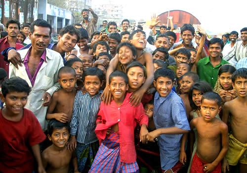 バングラディッシュ人々